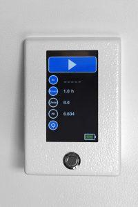 Display 1 200x300 - Cleantower - Optisystem 7000