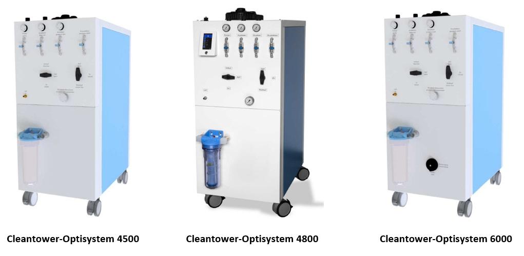 Cleantower 450048006000 1 - Mobile Spülgeräte von Cleantower-Optisystem